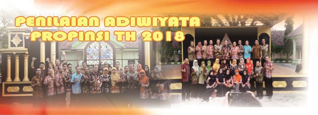 ADIWIYATA 2018